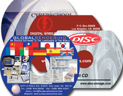 CD /DVD Business Cards and Shaped CDs/ DVDs